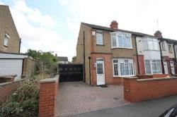 Semi Detached House To Let  Biscot Bedfordshire LU3
