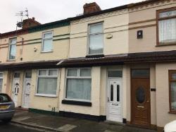 Terraced House To Let  Liverpool, Merseyside L9