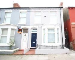 Terraced House For Sale  Liverpool Merseyside L6