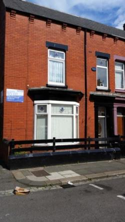 Terraced House To Let  Hartlepool Cleveland TS26