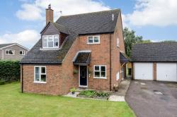 Detached House For Sale Brampton Huntingdon Bedfordshire PE28