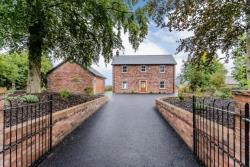 Detached House For Sale Kirkbampton Carlisle Cumbria CA5