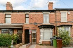 Terraced House For Sale  Wolverhampton Staffordshire WV3