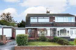 Semi Detached House For Sale  Houghton Le Spring Durham DH4
