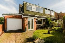 Semi Detached House For Sale  Preston Lancashire PR5