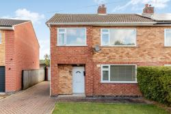 Semi Detached House For Sale  Oakham Leicestershire LE15