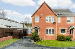 Semi Detached House For Sale Great Harwood Blackburn Lancashire BB6