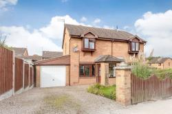 Semi Detached House For Sale  Wakefield West Yorkshire WF4