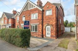 Semi Detached House For Sale  Habrough Lincolnshire DN40
