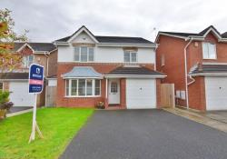 Detached House For Sale  Great Sankey Cheshire WA5