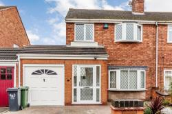 Semi Detached House For Sale  Walsall West Midlands WS4