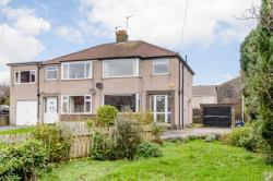 Semi Detached House For Sale  Halifax West Yorkshire HX2