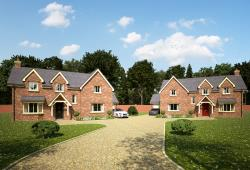 Detached House For Sale Marton Road Willingham by Stow Lincolnshire DN21