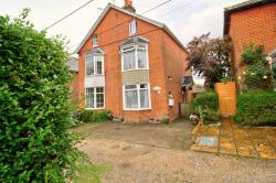 Semi Detached House For Sale  Lyndhurst Hampshire SO43