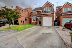 Detached House For Sale Shireoaks worksop Nottinghamshire S81