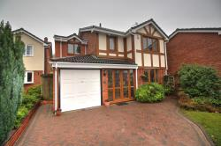 Detached House For Sale  Walsall Wood West Midlands WS9