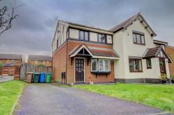 Semi Detached House For Sale  Manchester Greater Manchester M24