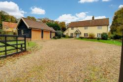 Detached House For Sale  Sicklesmere Suffolk IP30
