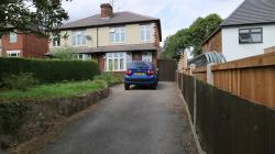 Semi Detached House For Sale  Nuthall Nottinghamshire NG16