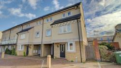 Terraced House For Sale  Peterborough Cambridgeshire PE7