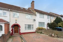 Terraced House For Sale  London Greater London NW2