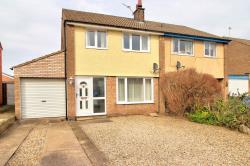 Semi Detached House For Sale Wilberfoss York East Riding of Yorkshire YO41