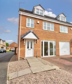 Semi Detached House For Sale  Shafton South Yorkshire S72