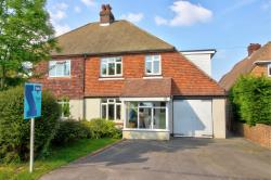 Semi Detached House For Sale Blue Bell Hill Chatham Kent ME5