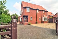 Detached House For Sale Fiskerton Southwell Nottinghamshire NG25