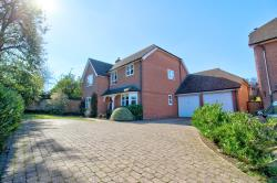 Detached House For Sale Whittlebury Towcester Northamptonshire NN12