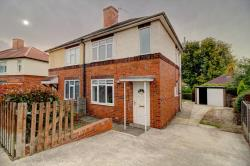 Semi Detached House For Sale Wrenthorpe Wakefield West Yorkshire WF2