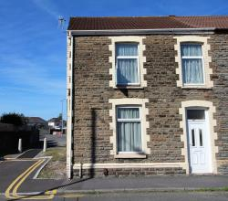 Terraced House For Sale Aberavon Port Talbot Glamorgan SA12