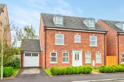 Detached House For Sale  Bramley Hampshire RG26