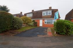 Semi Detached House For Sale  Newcastle-under-Lyme Staffordshire ST5