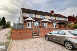 Terraced House For Sale Cutnall Green Droitwich Worcestershire WR9