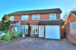 Semi Detached House For Sale  Basingstoke Hampshire RG22