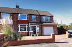 Semi Detached House For Sale  Cleadon Tyne and Wear SR6
