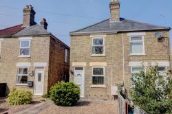 Semi Detached House For Sale  Wisbech St Mary Cambridgeshire PE13