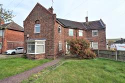 Semi Detached House For Sale  Blidworth Nottinghamshire NG21