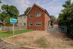 Semi Detached House For Sale  Besthorpe Norfolk NR17