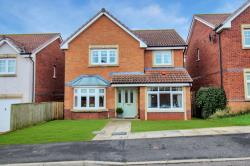Detached House For Sale  Eyemouth Scottish Borders TD14