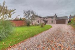 Detached House For Sale  Crabtree Green Wrexham LL13