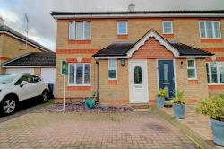 Semi Detached House For Sale  Harlow Essex CM17
