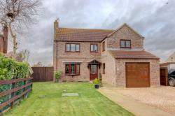 Detached House For Sale  Whaplode Drove Lincolnshire PE12