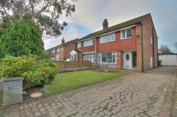 Semi Detached House For Sale  Preston Lancashire PR2