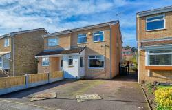 Semi Detached House For Sale  Chesterfield Derbyshire S41