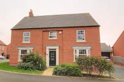 Detached House For Sale Higham on the Hill Nuneaton Leicestershire CV13
