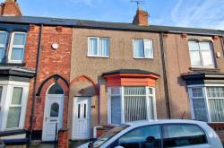 Terraced House For Sale  Hartlepool Cleveland TS26