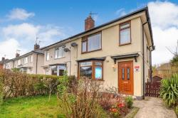 Semi Detached House For Sale  Broughton Flintshire CH4