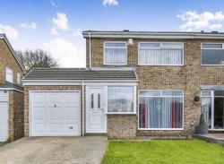 Semi Detached House For Sale  Houghton Le Spring Tyne and Wear DH5